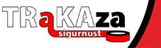 Trakaza – za vašu sigurnost Logo